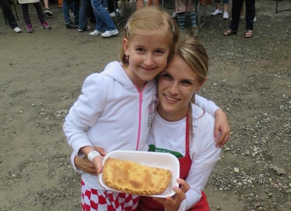 Najbolja minigreblica od mini kuharice Mije iz ekipe Rudexa (Fotografija Božica Brkan / Oblizeki)