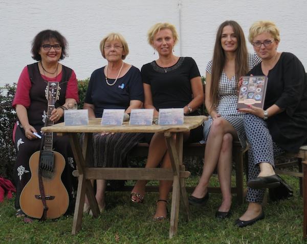 Predstavljači Vrbovečke kuharice II. (Fotografijam Miljenko Brezak / Oblizeki)