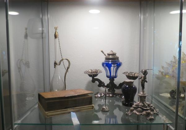 Dio predmeta koji su pripadali Aloisu (Fotografija Miljenko Brezak / Oblizeki)