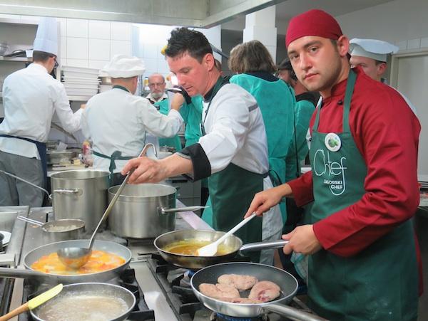 I oni dolaze: drugoplasirani i prvi put na Zagorskom chefu (Fotografija Božica Brkan / Oblizeki)