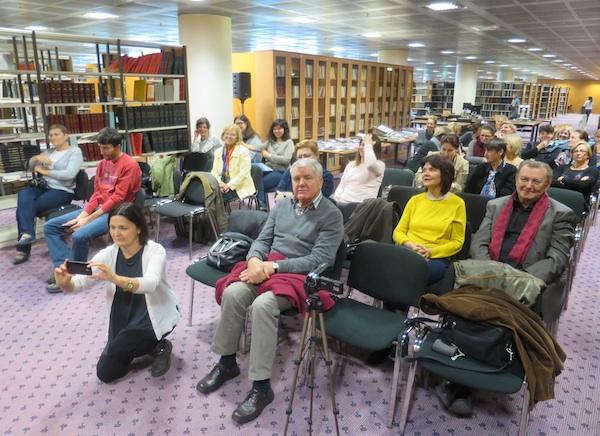 Izuzetno zanimanje publike (Fotografija Miljenko Brezak / Oblizeki)