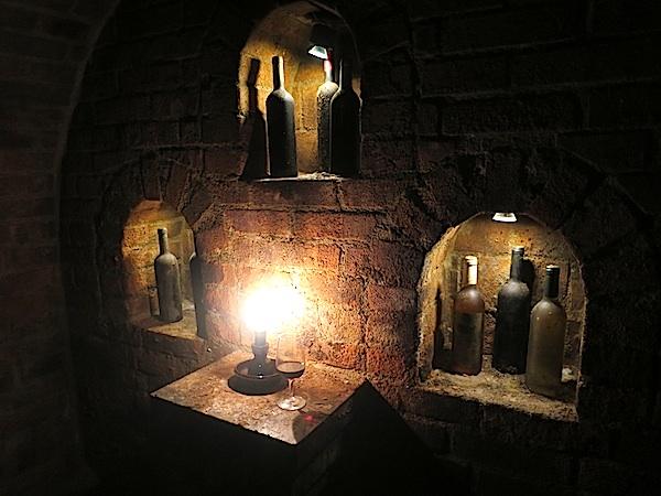 Detalj iz Blumova podruma (FotografijaBožica Brkan / Oblizeki)
