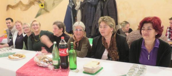 Obje ekipe Udruge Etno fletno skuhale su odličnu sarmu (Fotografija Miljenko Brezak / Oblizeki)