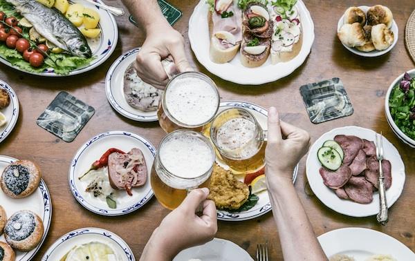 Svako pivo - njegovo jelo (Fotografija Pragma)