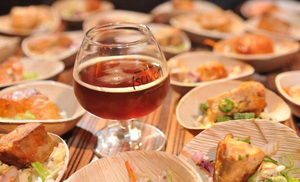 Tek učimo: svaki tanjur svoja čaša piva (Fotografija Pivnica.net)