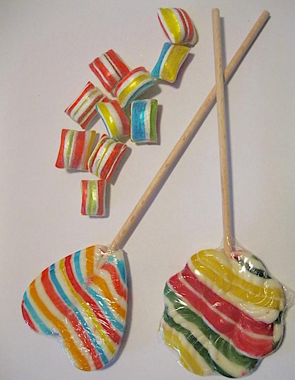Šarene lizalice, sestre svilenih bomona (Fotografija Miljenko Brezak / Oblizeki)