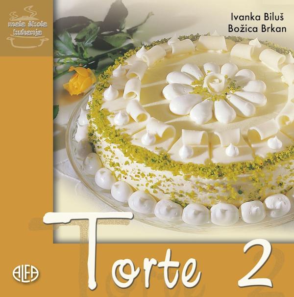 Knjižica Ivanke Biluš i Božice Brkan s modernim tortama
