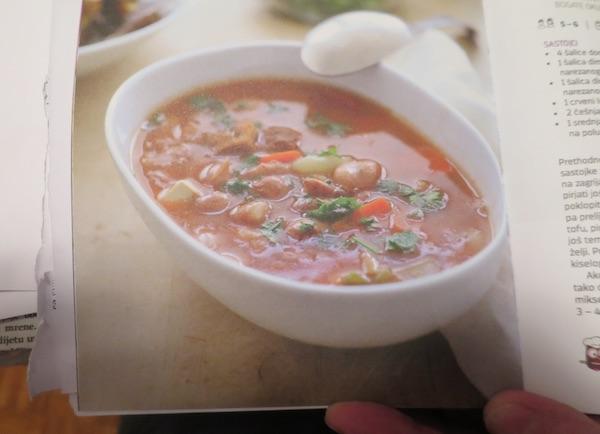 Fotografija iz kuharice Jela zdrava i fina...