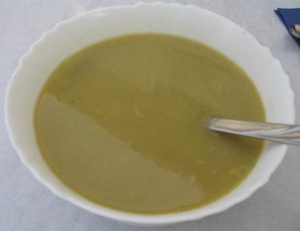 Povrtna krem juha (Fotografija Božica Brkan / Oblizeki)