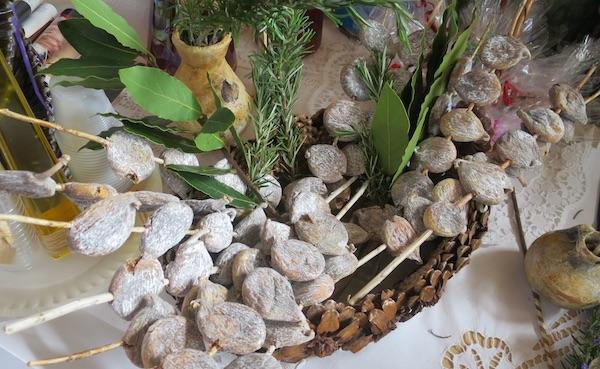 Suhe mirisne smokve (Fotografija Božica Brkan / Oblizeki)