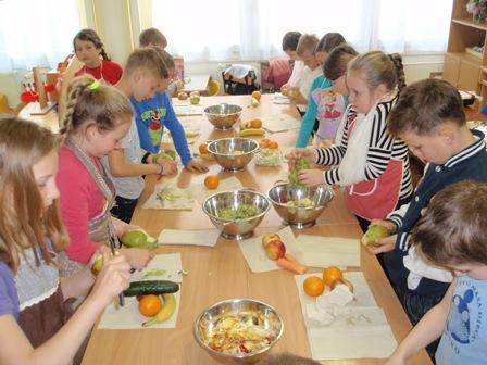 Priprema doručka - važna akcija DND Zabok (Dokumentacija DND Zabok)