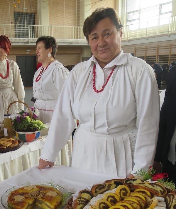 Božica Pavliša treći put na Babičinim kolačima (Fotografija Miljenko Brezak / Oblizeki)