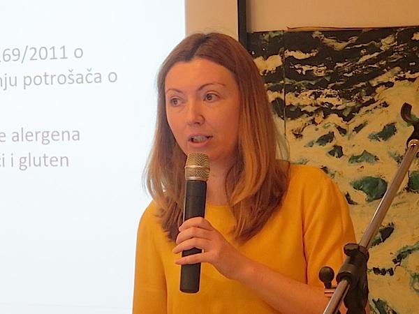 Marija Pašalić iz Ministarstva zdravlja (Fotografija Miljenko Brezak / Oblizeki)