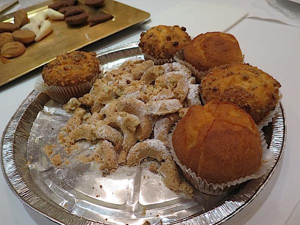 Dio preostalih od ponuđenih kolača bez glutena (Fotografija Miljenko Brezak / Oblizeki)