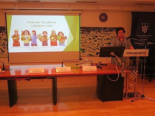 Anica Flis o vrtićkim iskustvima s glutenom i drugim alergenima (Fotografija Miljenko Brezak / Oblizeki)