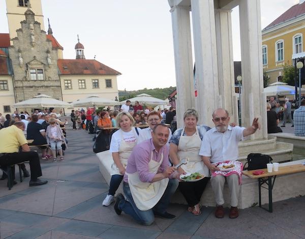 Općine Marija Bistrica, slijeva nadesno: (Fotografija Miljenko Brezak / Oblizeki)