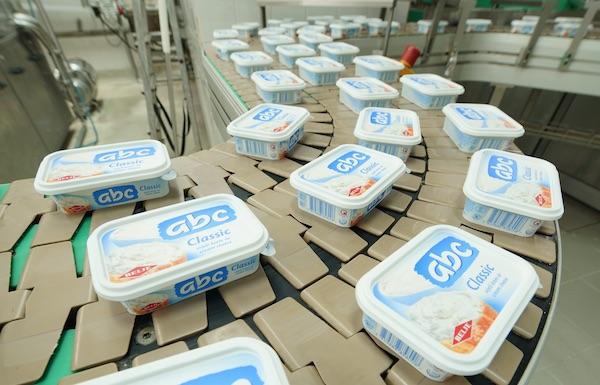 Linija proizvodnje ABC sira (Fotografija Belje d.d.)