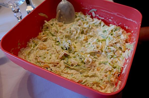 Slikovita osvježujuća salata (Fotografija Božica Brkan / Oblizeki)