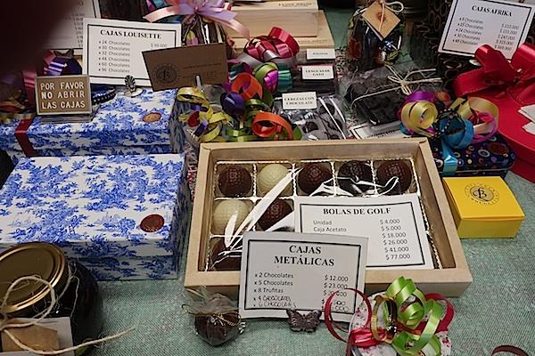 Svega poizbor u čokoladi, pa i golfloptice (Fotografija Božica Brkan / Oblizeki)