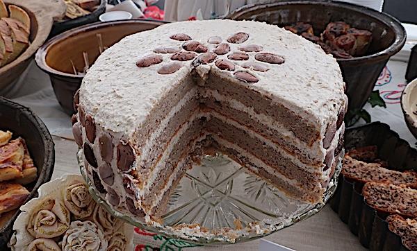 Drugonagrađena torta od graha (Fotografija Miljenko Brezak / Oblizeki)