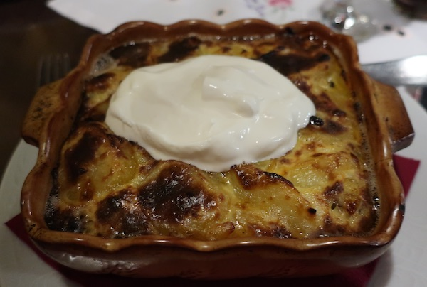 Musaka od krumpira (Fotografija Božica Brkan / Oblizeki)