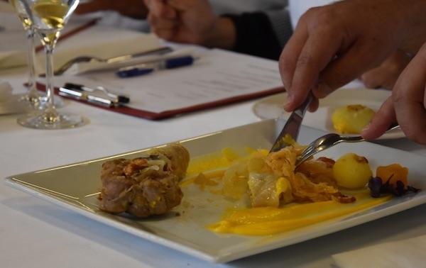 I publika je imala priliku kušati natjecateljska jela (Fotografija Krapinsko-zagorska županija)