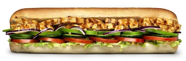 Najomiljeniji Subweyev sendvič u Hrvatskoj: Ci / Fotografija Subway