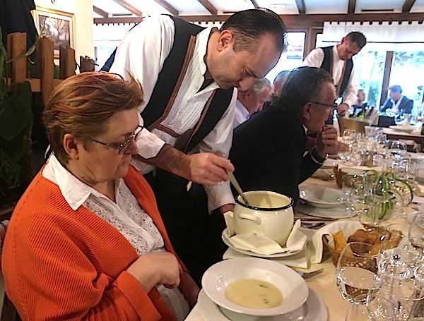 Kakva je ta juha od čičoke? (Fotografija Božica Brkan / Oblizeki)