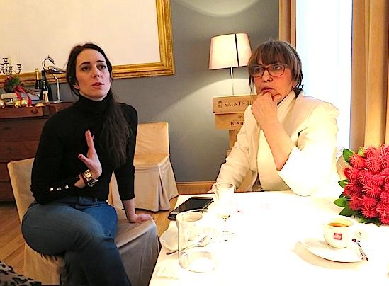 Treća i četvrta generacija hrabrih i talentiranih žena: Svjetlana i ivana Celija (Fotografija Miljenko Brezak / Oblizeki)