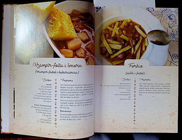 Zimska posna jela (presnimljeno iz Kuharice i bakine škrinjice Blažice Sveticki)