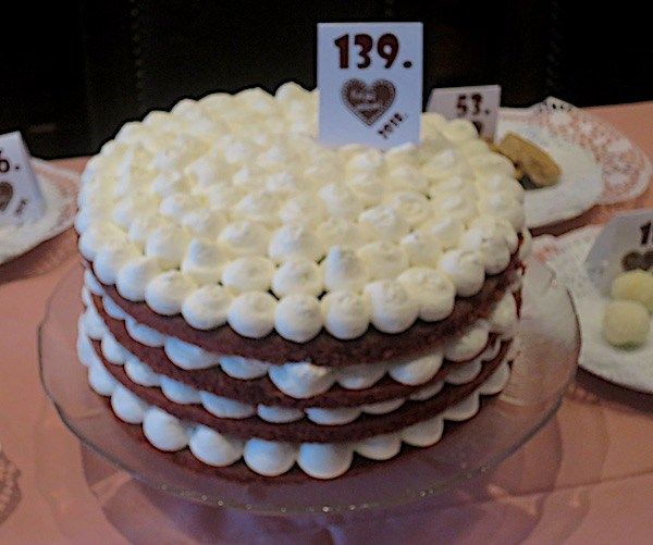 Nagrađena torta red velvet (Fotografija Miljenko Brezak / Oblizeki)