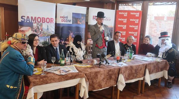 Civilna i fašnička vlast na istoj baušteli (Fotografija Miljenko Brezak / Oblizeki)