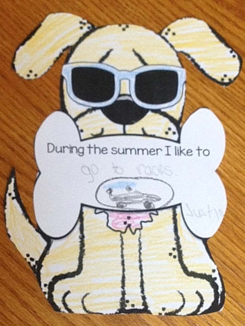 Dog days of summer free pattern