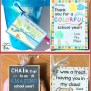 End Of The Year Student Gifts Gift Tags Lessons For