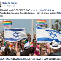 Famed LGBT Voices Blast Task Force For Banning Jewish Event from Creating Change Conference