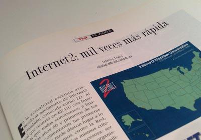 Internet2: mil veces más rápida