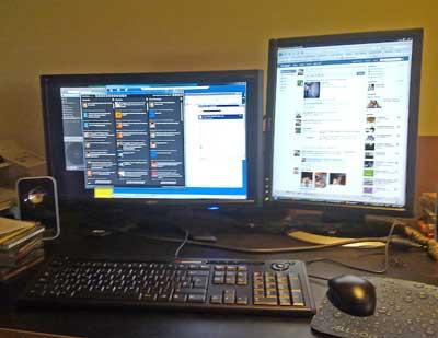Mi nuevo escritorio informático