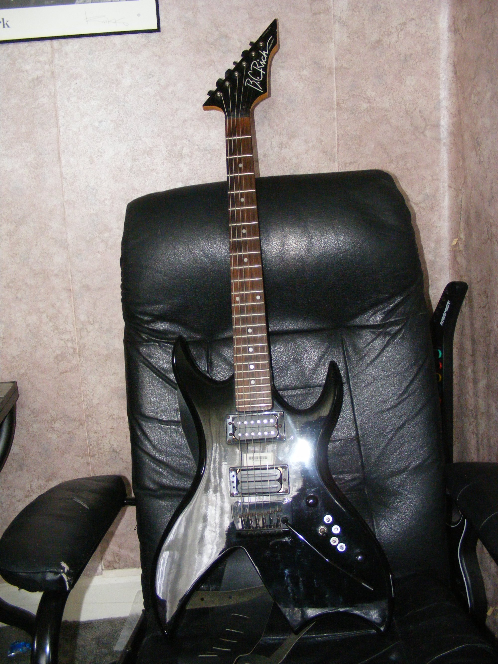 hight resolution of the guitar series 197 the guitars part ii the bich obnoxiouspizza bc rich ironbird wiring