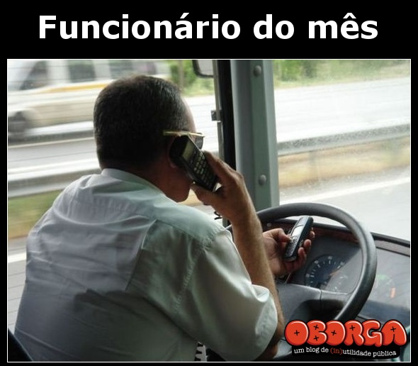 Motorista do ano