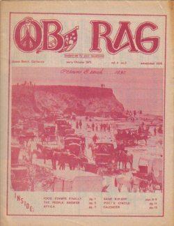 OB Rag - Vol. 4 No. 3 - early October 1973