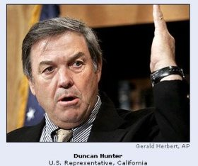 Dan McKinnon was the Campaign Chairman of Duncan Hunter's failed presidential bid. Now he wants to own the Union-Tribune.