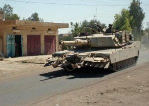 Will 3d Division tanks be soon patrolling American cities?