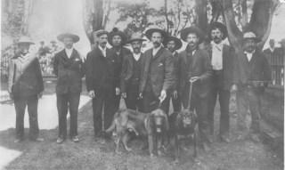 Western posse. www.billminer.ca