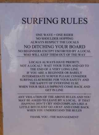 Cliff surf rules 02-sm