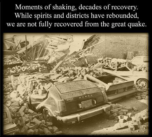 earthquake Whitter