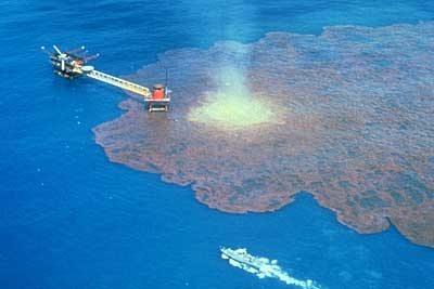 oil spill gulf