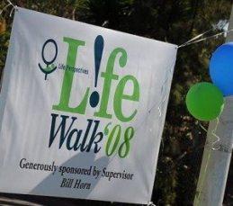 Bill Horn Life Walk