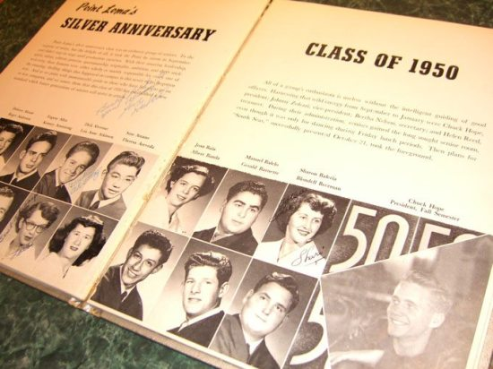 PLHS 1950 yr book