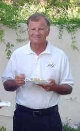 Steve Gronke party-ed