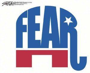 fear GOP image